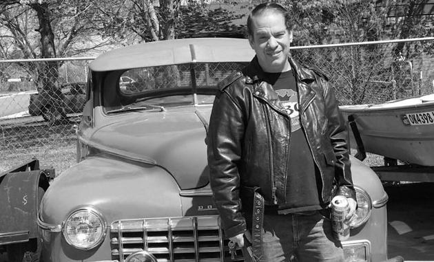 "Album Review – Wayne ""The Train"" Hancock's ""Slingin' Rhythm"""