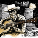 Billy Don Burns - Hank Williams Grave