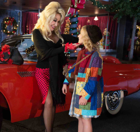 "Dolly Parton's ""Christmas of Many Colors"" Movie Wins Ratings Battle"