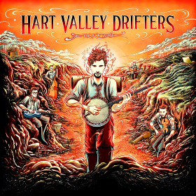 "Album Review – Jerry Garcia's Hart Valley Drifters in ""Folk Time"""