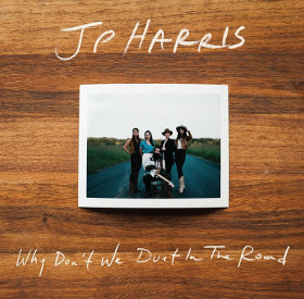 "Take My Money: J.P. Harris to Release ""Why Don't We Duet in the Road"""