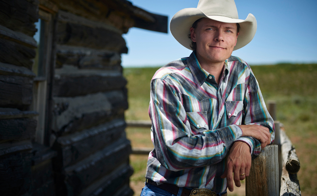 "Ned Ledoux Carries On Father's Legacy with ""Forever A Cowboy"""