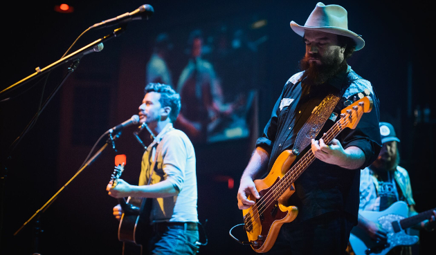 The Turnpike Troubadours at Cowboys (A Photo Blog)