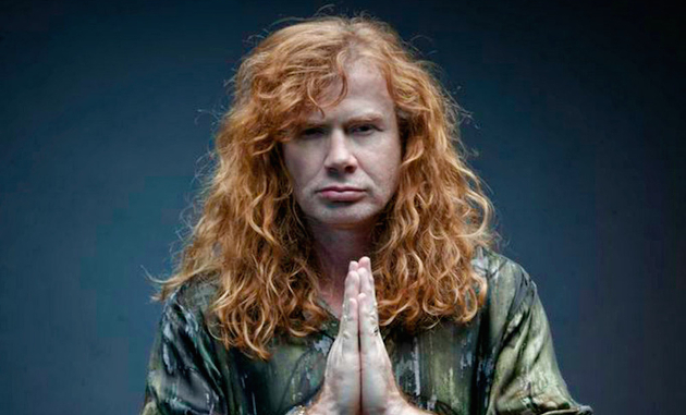 Dave Mustaine of Megadeth Just Inadvertently Exposed a Big Problem with Today's Country