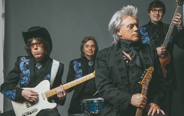 "March 10th Can't Get Here Quick Enough for Marty Stuart's ""Way Out West"""