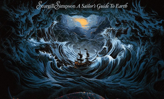 "Sturgill Simpson's ""A Sailor's Guide"" Was Almost Deemed Not Country Enough by Grammy Awards"