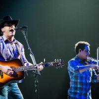 Aaron Watson Takes Center Stage at the San Antonio Rodeo (Photos)