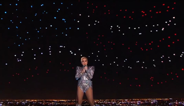 Quit Trying To Politicize Lady Gaga's Super Bowl Performance