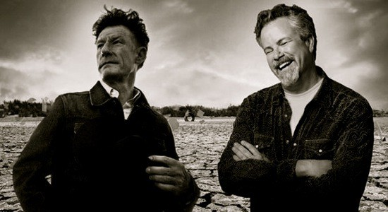 "Lyle Lovett and Robert Earl Keen's ""This Old Porch"" Could Be Immortalized in Bronze"