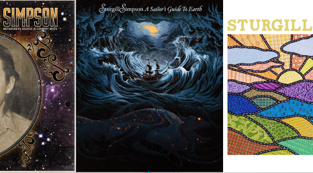 All Three Sturgill Simpson Albums See Sales Surge After Grammy Awards
