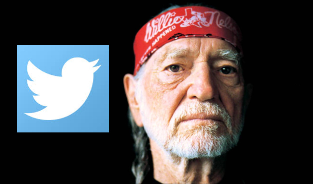 """Lol Wut?"" Happened to Willie Nelson's Twitter Page?"