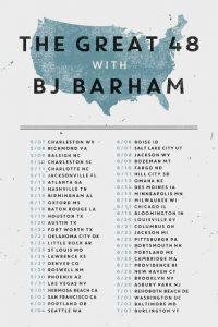 bj-barham-the-great-48-poster