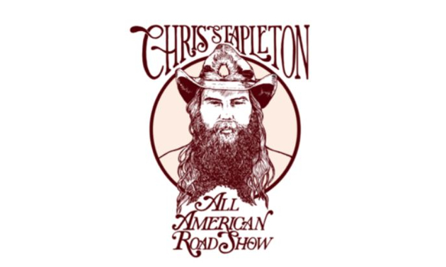 Chris Stapleton Will Finally Reveal New Music at the 2017 ACM Awards