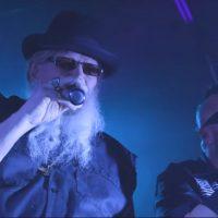 "David Allan Coe & The Moonshines Bandits Turn ""Take This Job"" Into Country Rap"