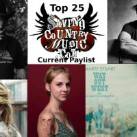 Saving Country Music Launches Top 25 Current Spotify Playlist