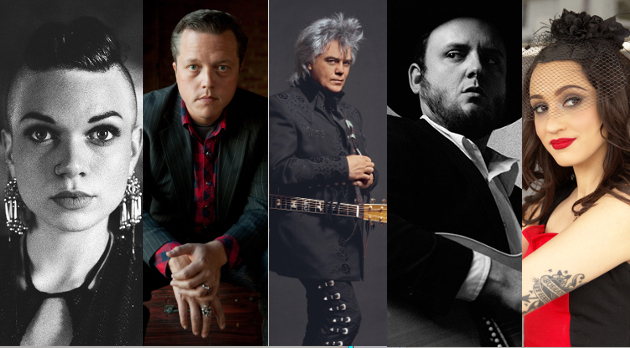 New Lindi Ortega, Jason Isbell, Marty Stuart Added to SCM's Top 25 Current Playlist