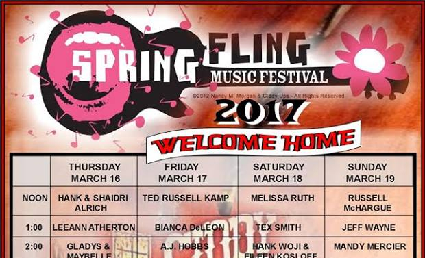 Austin's Spring Fling Offers a Local Alternative to SXSW