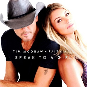 "Song Review – Tim McGraw and Faith Hill's ""Speak To a Girl"""