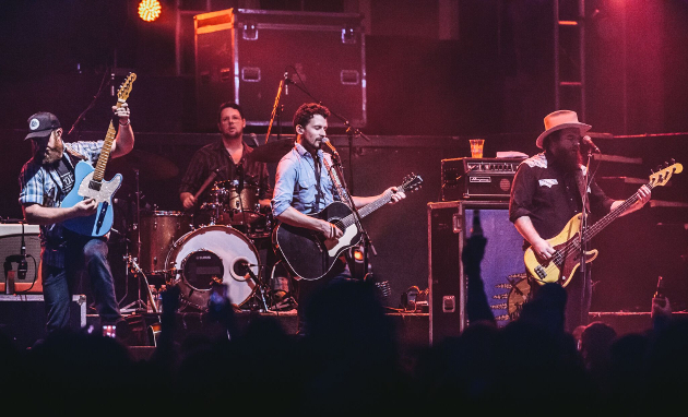 Turnpike Troubadours To Embark on Extensive Spring / Summer Tour