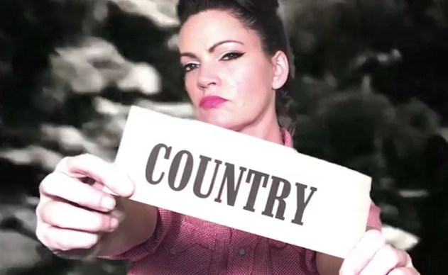 "Angaleena Presley Teams with Yelawolf on ""Country"" (Video Premier)"