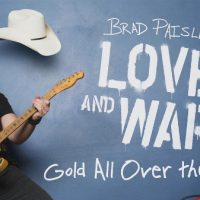 """Song Review – Brad Paisley's """"Gold All Over The Ground"""" Written By Johnny Cash"""