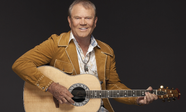 "Glen Campbell Readies His Final Album ""Adiós"""