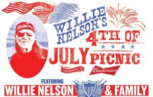 willie nelson 4th of july picnic 2017 banner 1