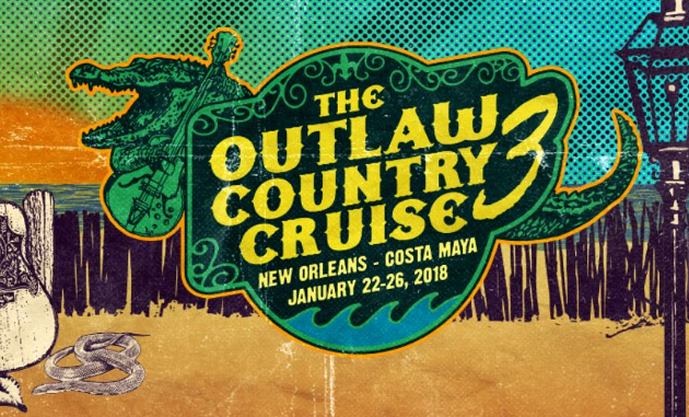 The Outlaw Country Cruise Announces 3rd Annual Lineup
