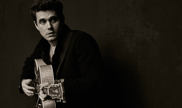 "John Mayer Courts Country Radio with ""In The Blood"""