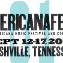 AmericanaFest Announces 2017 Initial Lineup