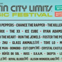 Only 3.44% of the Artists Playing Austin City Limits Fest (ACL Fest) Are From Austin