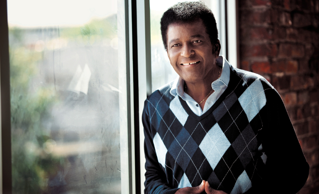 "Charley Pride Readies New Album ""Music In My Heart"""
