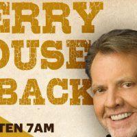 The Legendary Gerry House Is Returning, & Let's Hope He Kicks Bobby Bones' Ass in Ratings