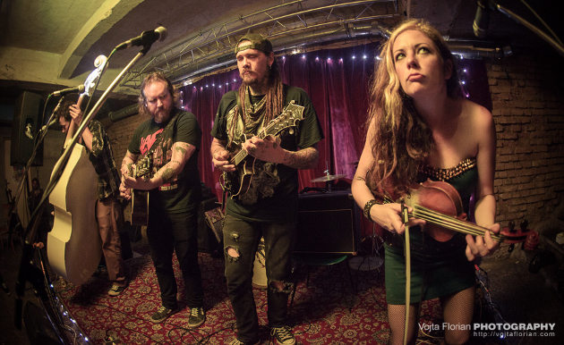 Jayke Orvis & The Broken Band Reunite for One More Show at Westport Roots