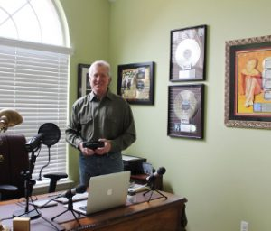 Tom Moran of the Inside Nashville podcast