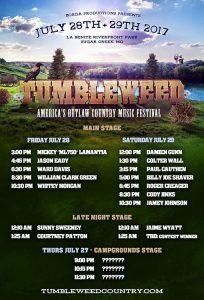 tumbleweed-festival-schedule-2017