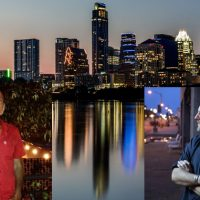 Twilight in Austin: The Passing of George Reiff and Jimmy LaFave