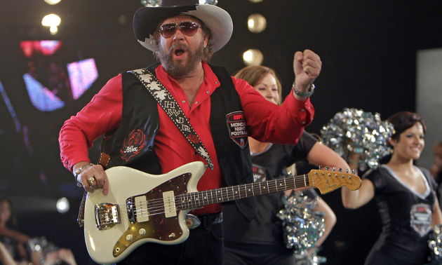 Are You Ready For Some Football Hank Williams Jr Is