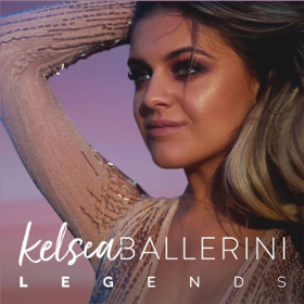 "Kelsea Ballerini Channels Taylor Swift on New ""Legends"" Single"