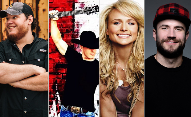 Chart Watch: Sam Hunt Going Strong, Miranda Lambert's Single Juggling, Luke vs. Wheeler