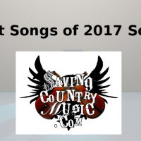 Saving Country Music's Best Songs of 2017 So Far