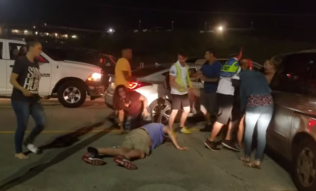 Brawl Erupts in Parking Lot After Sam Hunt Concert in Illinois