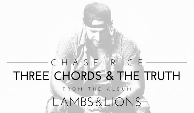 Chase Rice Is Leaving The Truth Out Of His New Three Chords