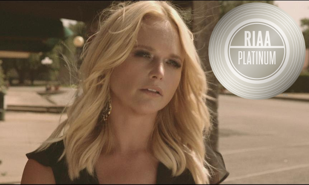 "Platinum Status for Miranda Lambert's ""Vice"" Underscores Problem for Women on Radio"