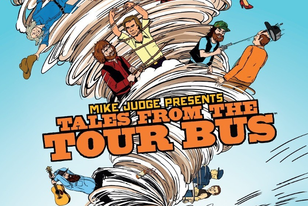 "Yes! Details on Animated Country Series ""Mike Judge Presents: Tales from the Tour Bus"""