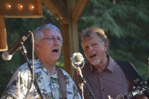 Rick Nelson and Bob Evoniuk of 33 String Drive