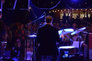 Jason Beek - drummer (& husband) of Eilen Jewell