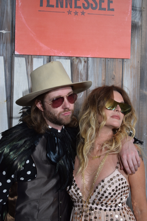 Aaron Lee Tasjan and Elizabeth Cook