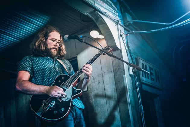 Lead Guitarist Shane Boeker