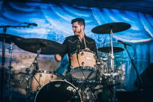 Drummer Joey Bybee